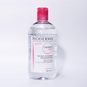 【保税】BIODERMA 贝德玛 舒妍温和保湿卸妆水 500ml 粉水 敏感肌用